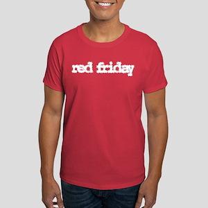 Red Friday [Blur] Dark T-Shirt